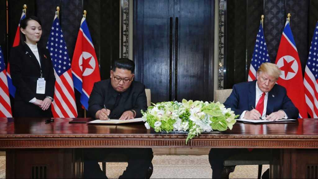 La sœur du dirigeant nord-coréen ne voit pas l'intérêt d'un nouveau sommet avec les Etats-Unis
