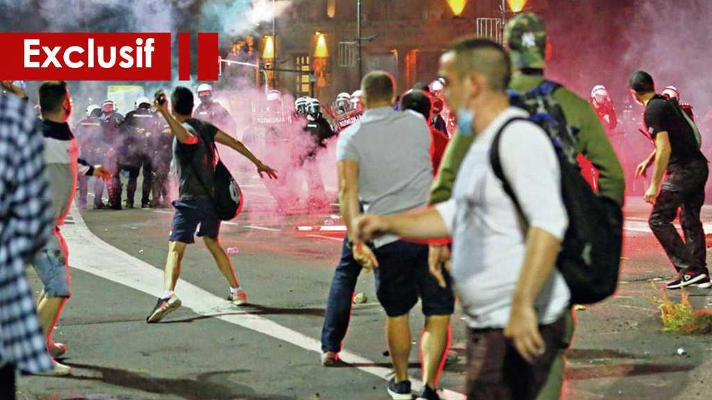 Serbie: des agents israéliens alimentent les troubles dans les manifestations