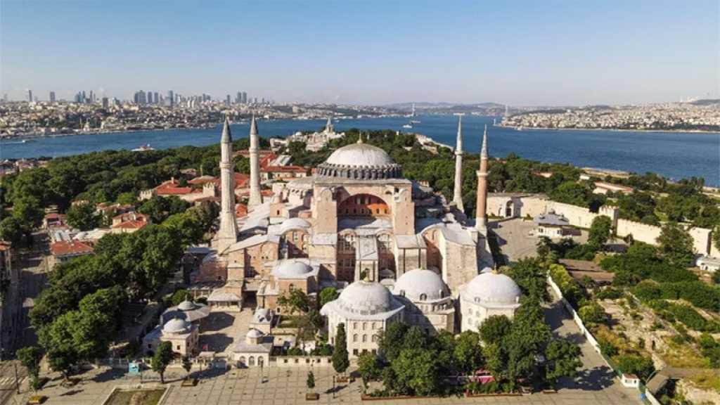 Turquie: Erdogan annonce l'ouverture de Sainte-Sophie aux prières musulmanes