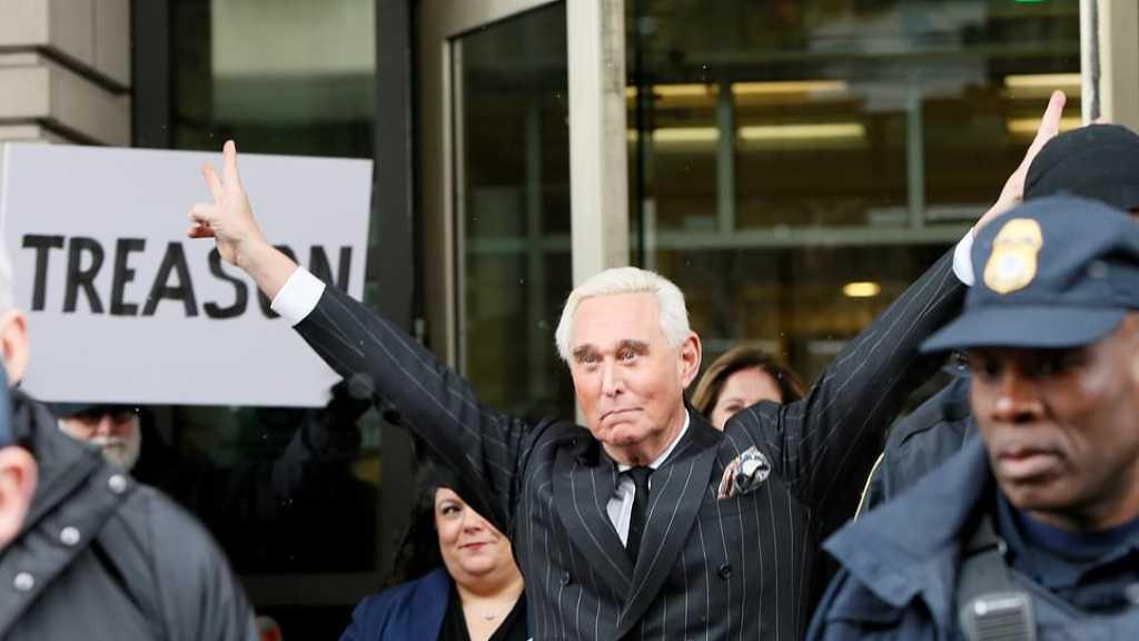 Etats-Unis: Trump commue la peine de prison de son ami Roger Stone