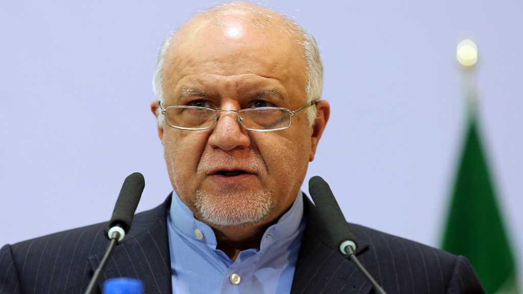 L'Iran va poursuivre le développement de son industrie pétrolière malgré les sanctions US (ministre)