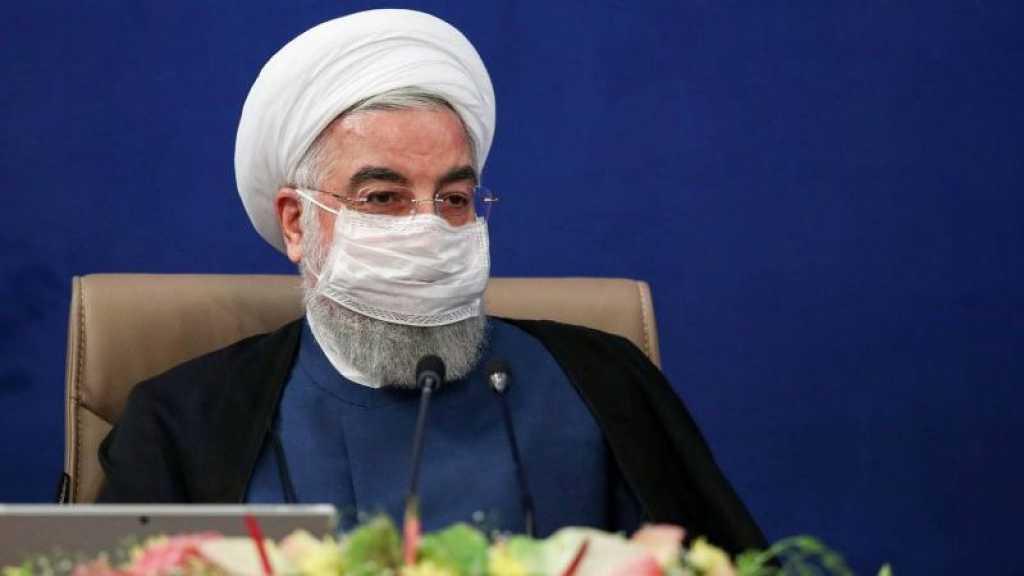 Coronavirus: L'Iran obligé de maintenir l'activité économique, affirme Rohani