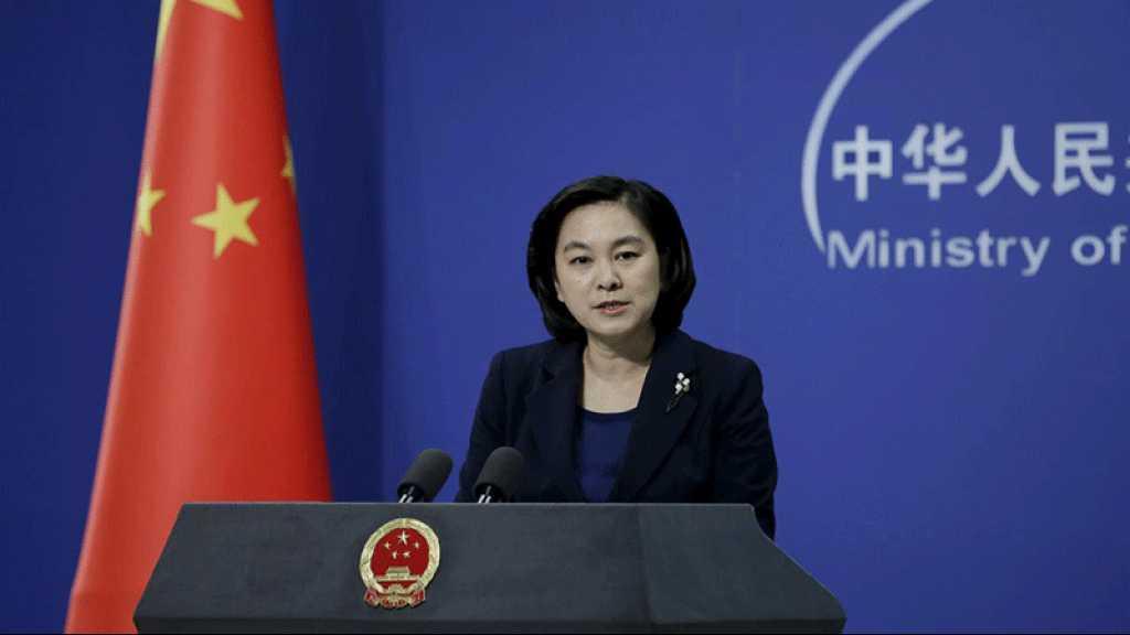 Pékin sanctionne un diplomate et trois parlementaires américains