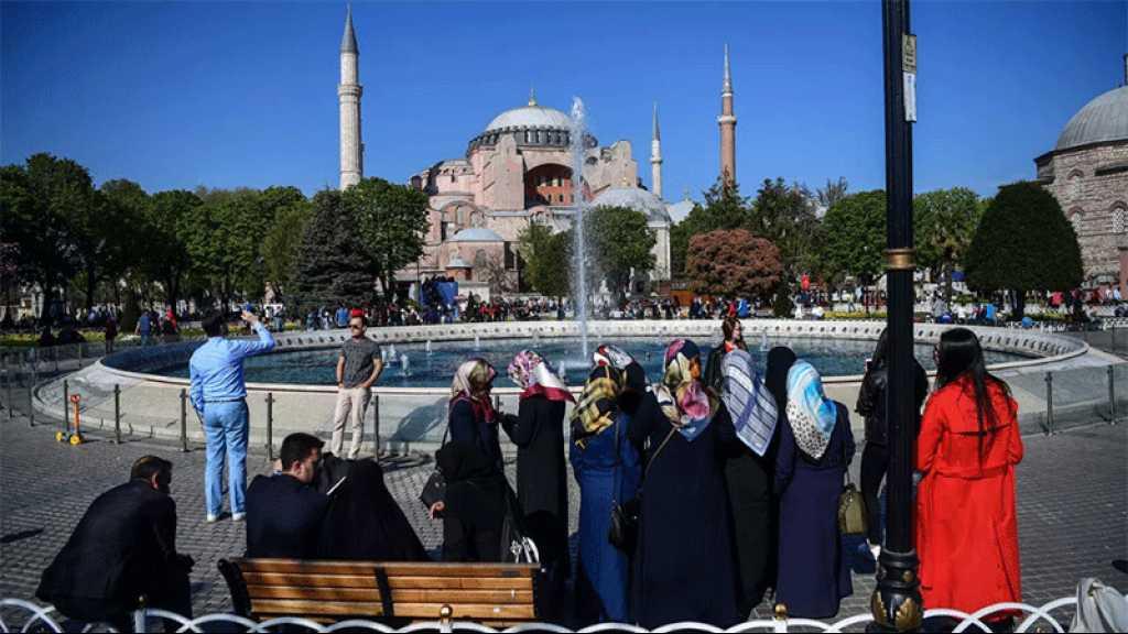 Sainte-Sophie: une «affaire intérieure» de la Turquie, pour Moscou