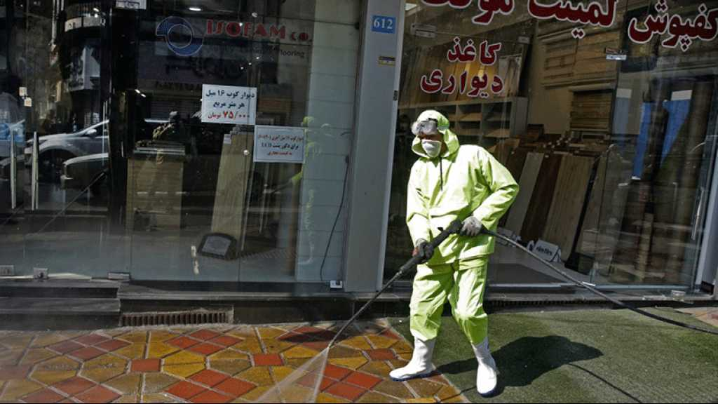 Coronavirus: l'Iran dépasse la barre des 13.000 morts