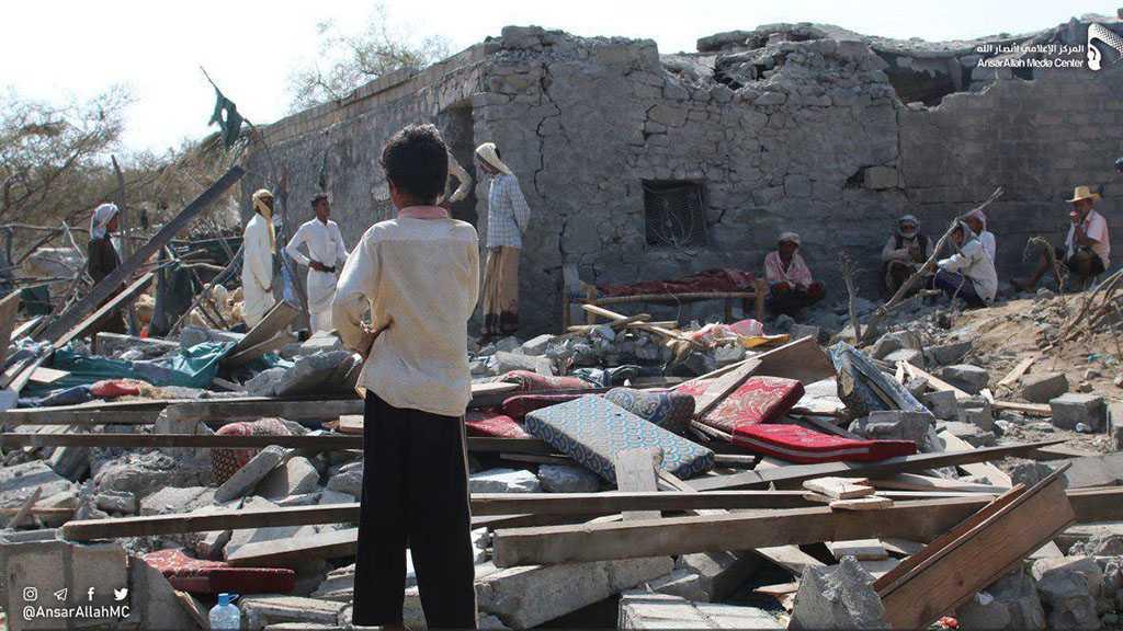 Yémen: Sept enfants et deux femmes tombés en martyre dans un raid aérien saoudien