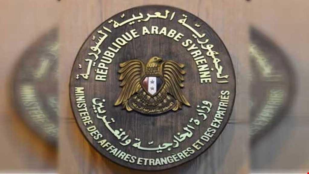 Damas: La décision de l'OIAC sur la Syrie constitue une politisation claire de ses travaux