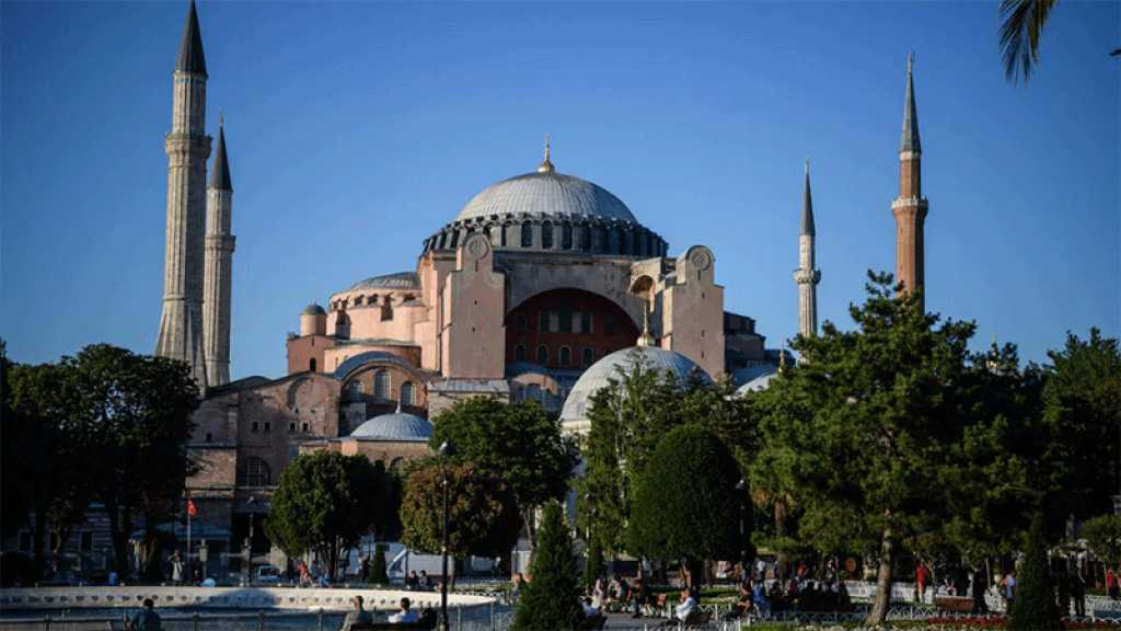 Turquie: Sainte-Sophie ouverte aux visiteurs en dehors des heures de prières musulmanes
