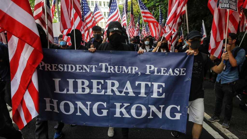 Donald Trump met fin au statut spécial de Hongkong