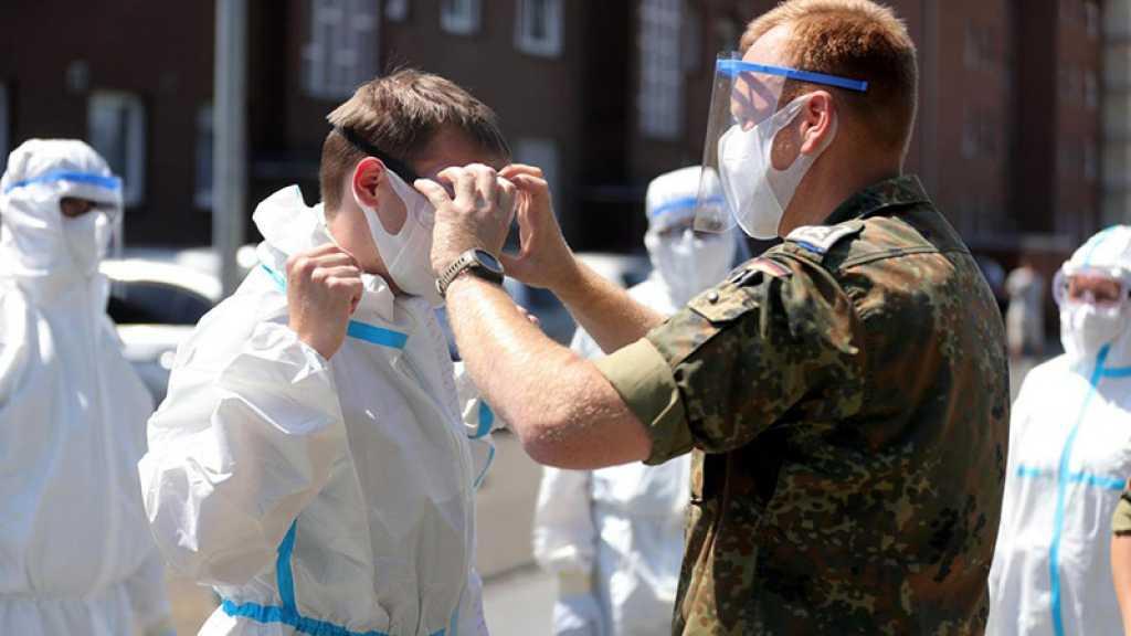 Virus: l'Allemagne autorise des mesures de confinement renforcées face au risque de 2e vague