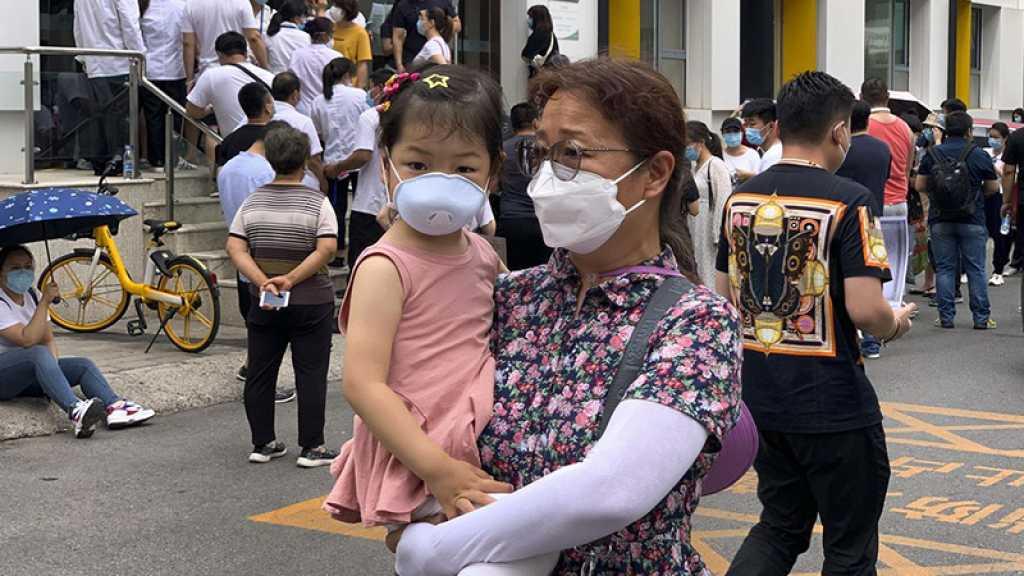 Chine: un foyer de coronavirus découvert au Xinjiang