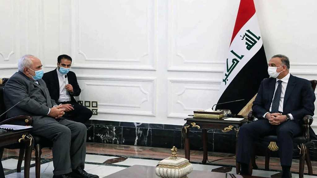Zarif en visite en Irak, discute de questions régionales et de relations bilatérales