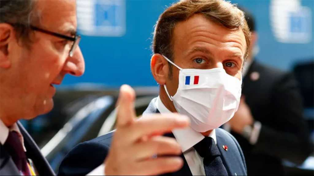 Plan de relance de l'UE: Macron salue des «avancées» malgré des «moments très tendus»