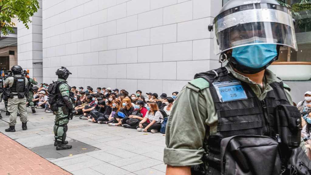 Hongkong: Pékin menace de «conséquences» après la suspension du traité d'extradition britannique