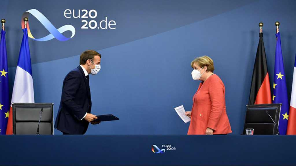 Plan de relance de l'UE: une journée «historique» pour Merkel et Macron