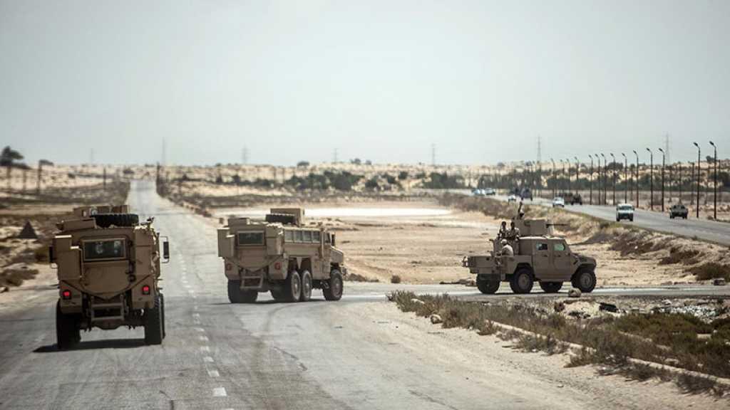 Égypte: l'armée affirme avoir déjoué une «attaque terroriste» dans le Sinaï