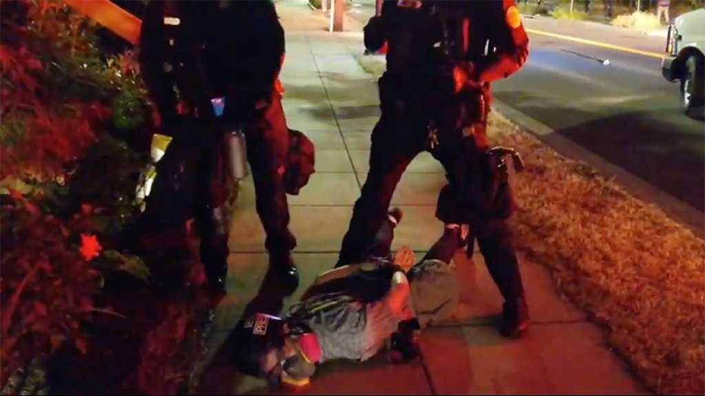 Des journalistes russes agressés par les forces de l'ordre US lors de manifestations à Portland