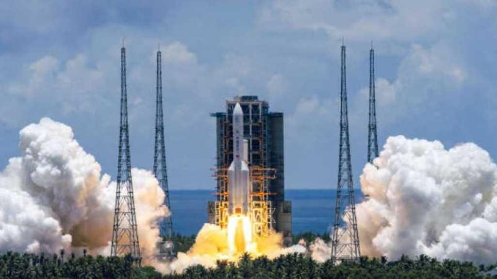 La Chine lance pour la première fois une sonde vers Mars