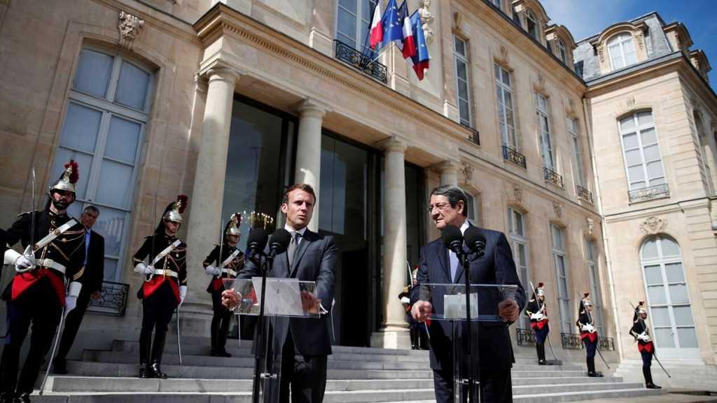 Macron dénonce la violation des souverainetés grecque et chypriote par la Turquie