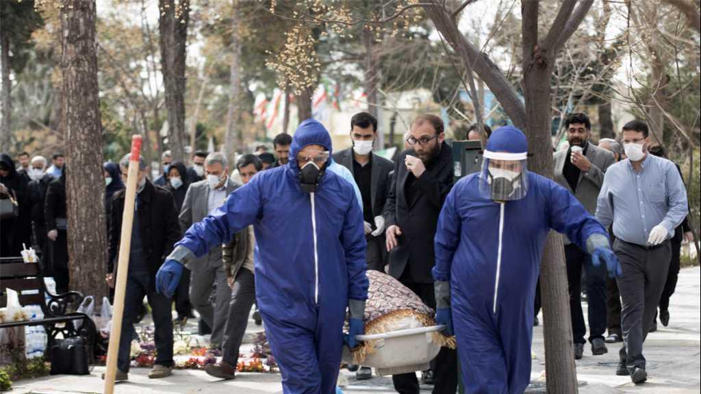Iran: le coronavirus a fait plus de 15.000 morts