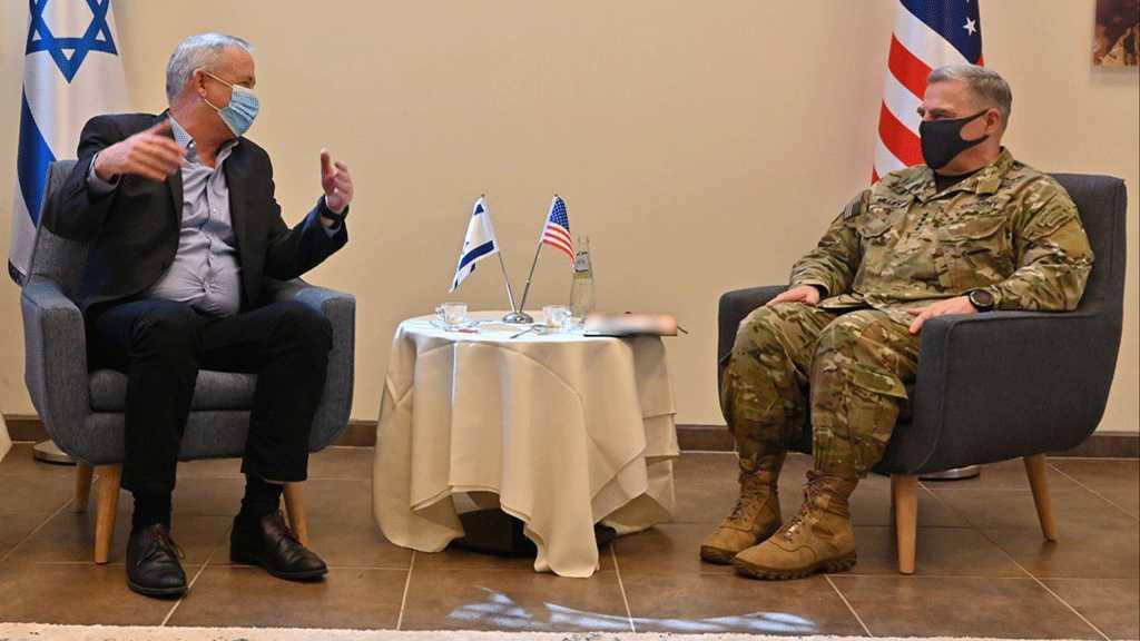 Visite surprise du chef d'état-major américain en «Israël»