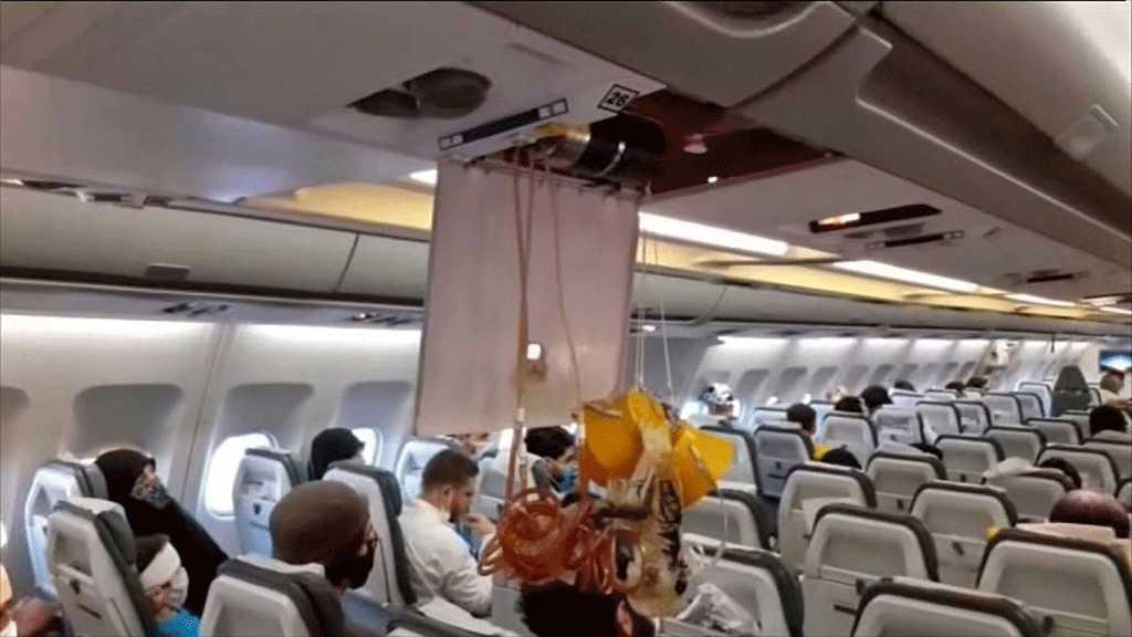 Les passagers de l'avion de ligne iranien pourront porter plainte contre les Etats-Unis