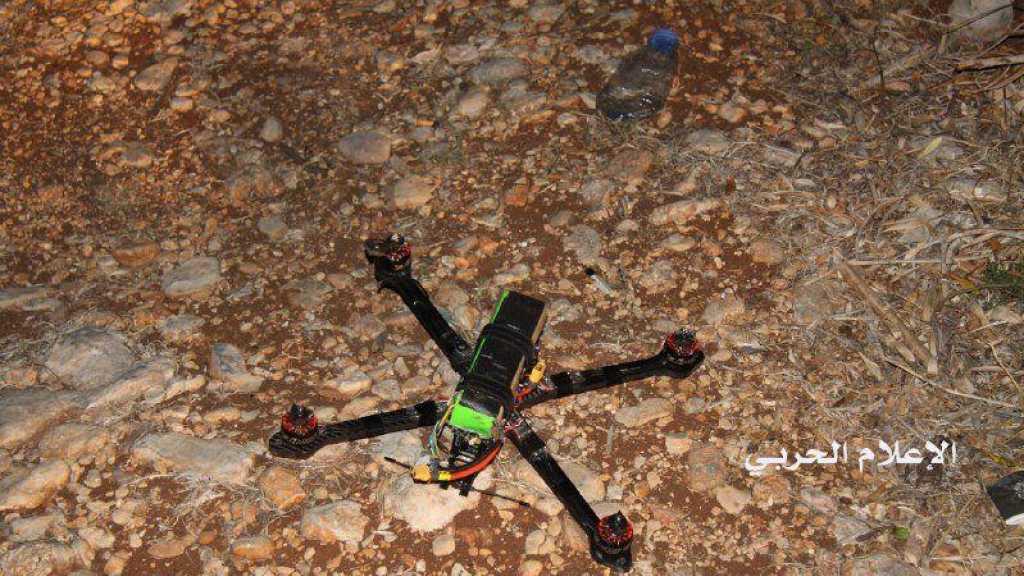 Un drone militaire israélien tombe en territoire libanais