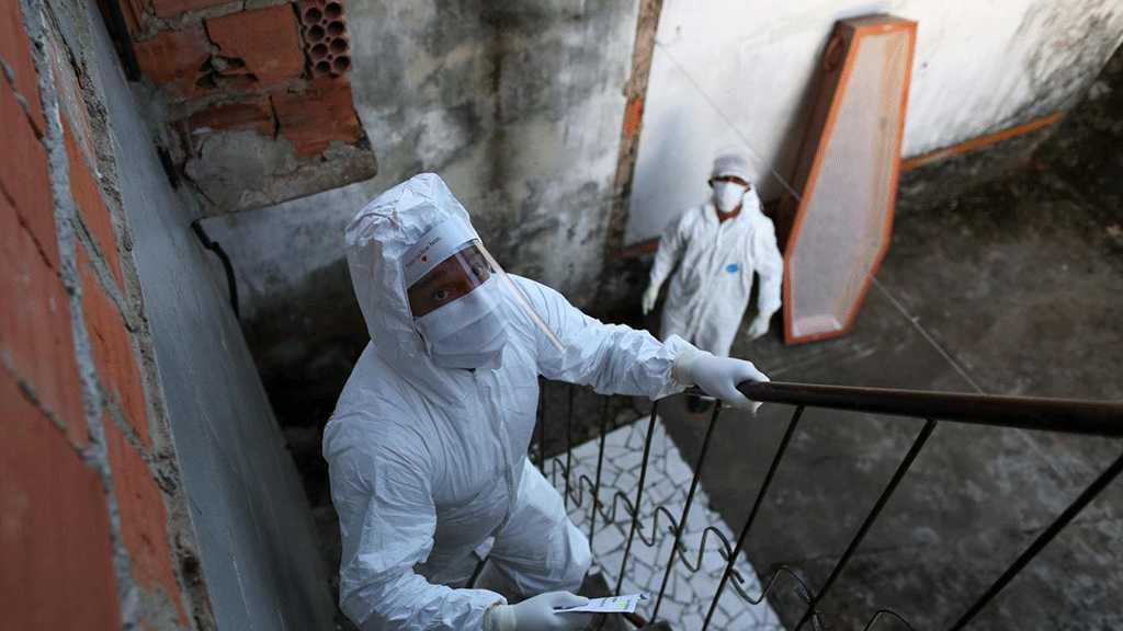 Coronavirus: l'Amérique latine région la plus affectée du monde, record de nouveaux cas en Chine