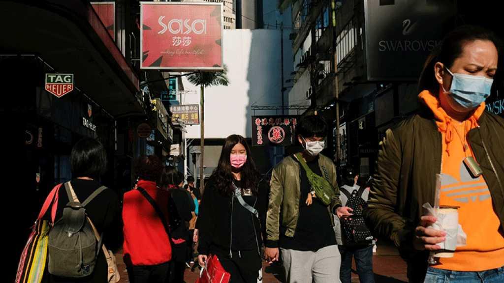 Coronavirus: Hongkong ordonne le port du masque en public