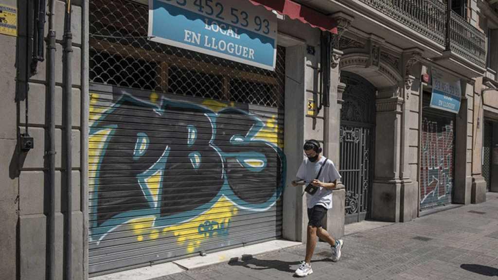 Covid-19 : en Espagne, plus d'un million d'emplois ont été détruits