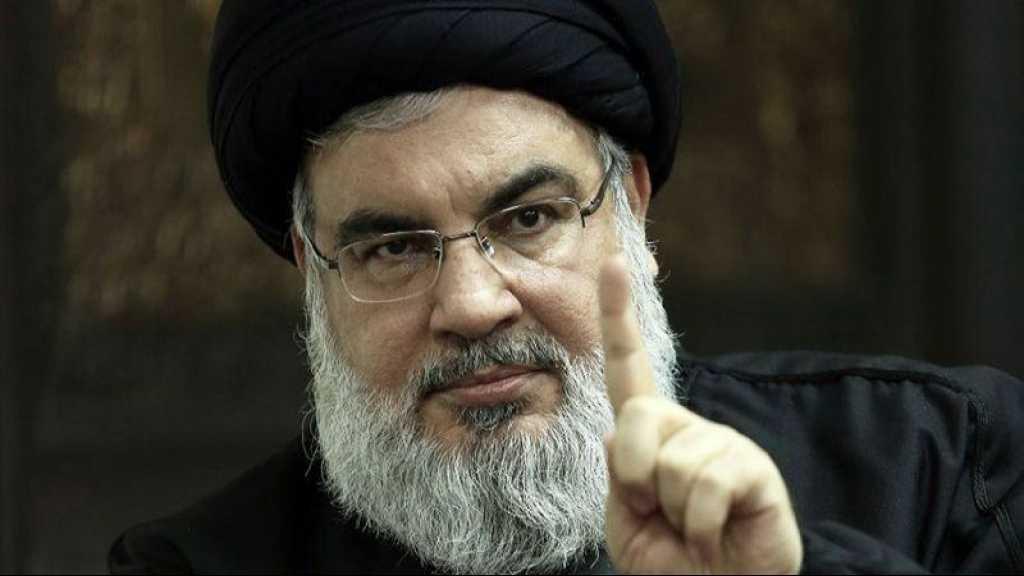 L'Institution sécuritaire israélienne: [Sayed] Nasrallah se joue de nos nerfs