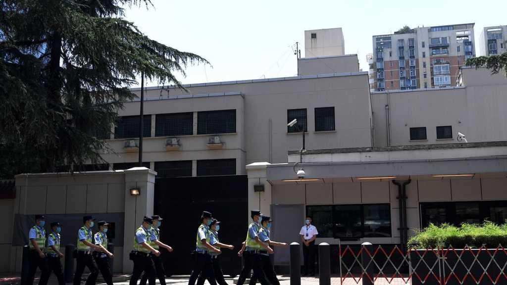 Fermeture de consulats: Pékin critique «une provocation dangereuse» de la part de Washington
