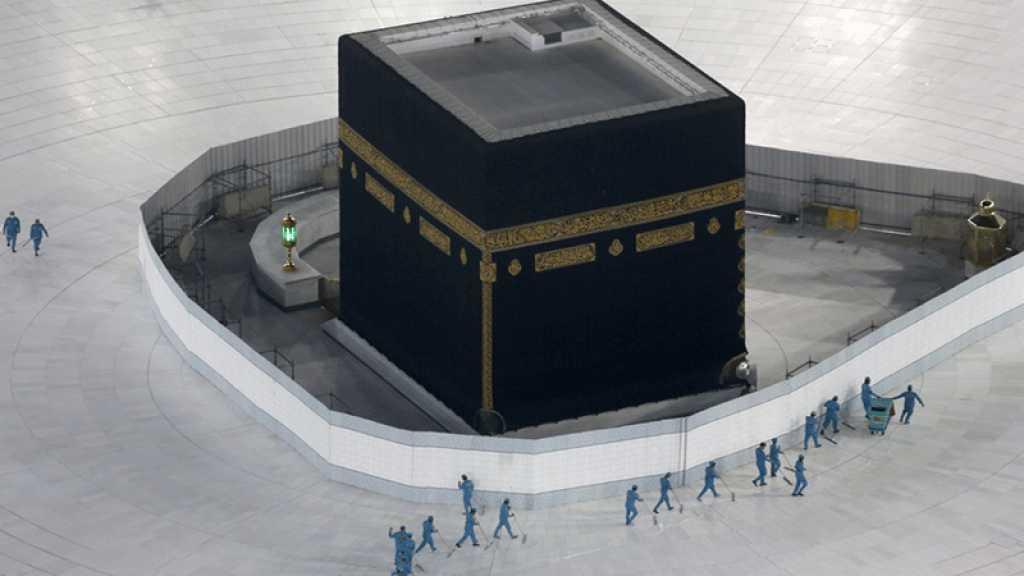 Début du grand pèlerinage de La Mecque, avec des mesures sanitaires strictes
