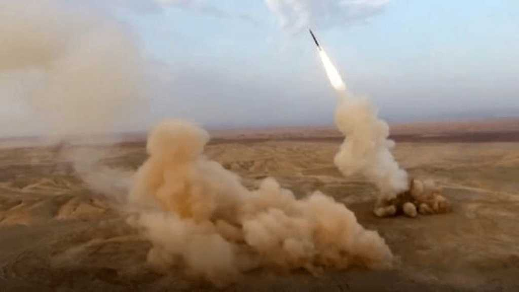 L'Iran lance des missiles souterrains lors d'exercices dans le Golfe