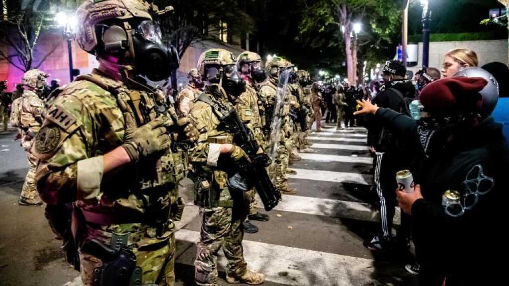 Etats-Unis: accord pour le retrait de policiers fédéraux très controversés à Portland