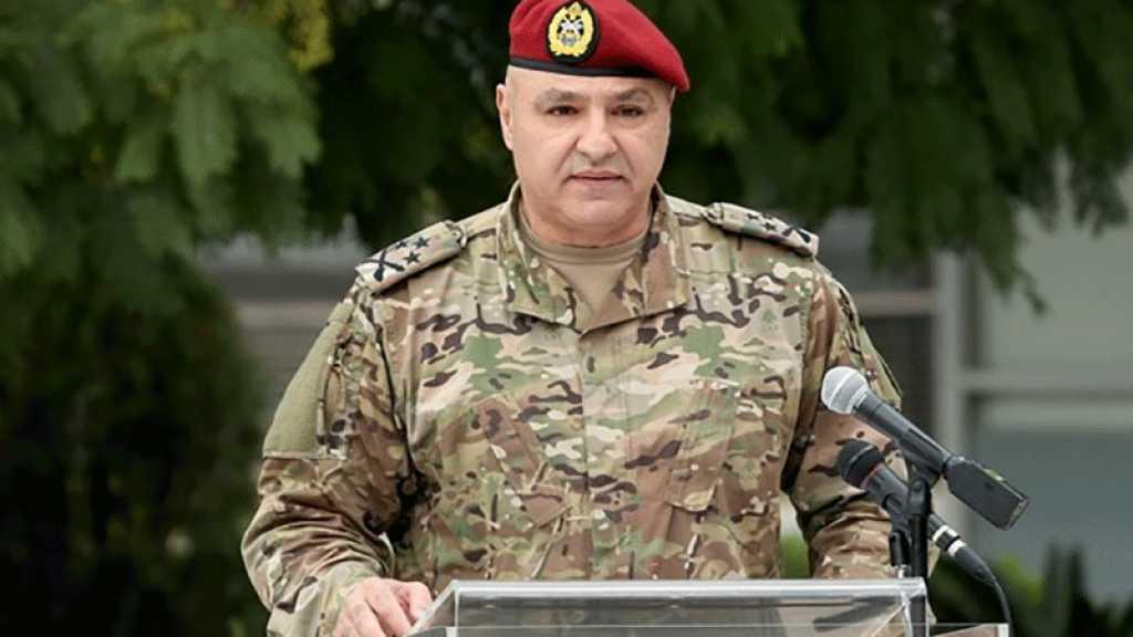 Le commandant en chef de l'armée: «L'ennemi israélien multiplie les tentatives pour déstabiliser l'unité nationale»