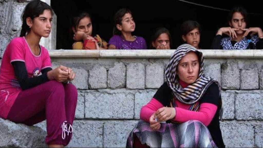 Irak:Les enfants yézidis victimes des terroristes de «Daech» en détresse (Amnesty)