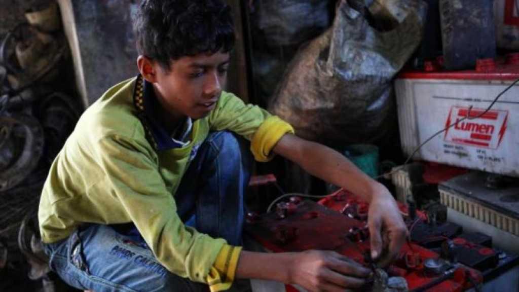 Près de 800 million d'enfants empoisonnés au plomb dans le monde, selon l'Unicef