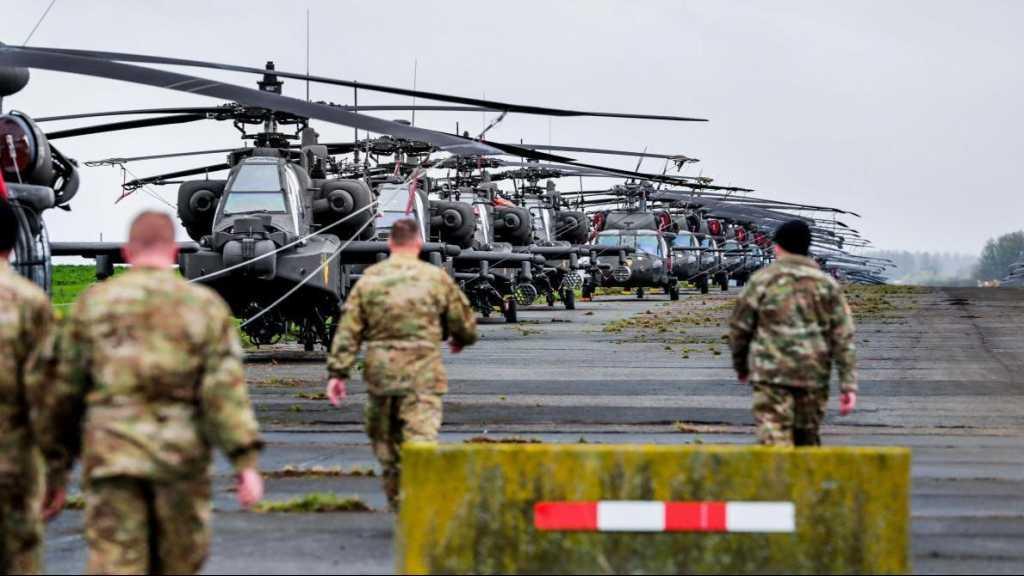 Un millier de soldats américains et un commandement seront déployés en Pologne