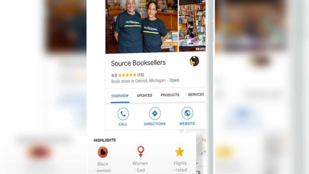 Aux États-Unis, Google va signaler les magasins tenus par des Noirs