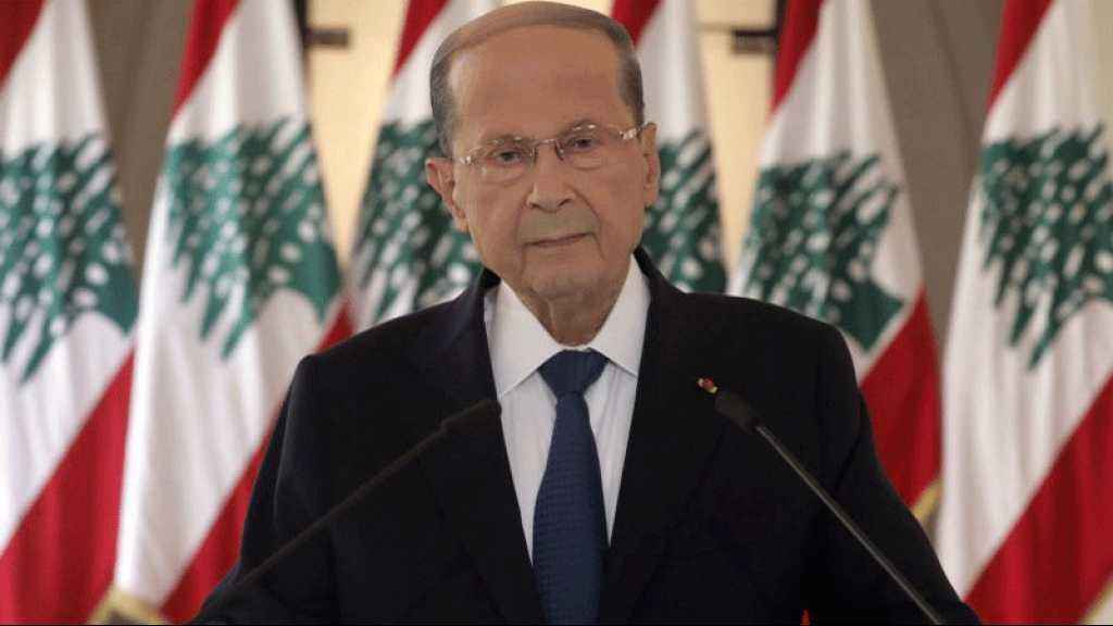 Fête de l'Armée: «La reddition est interdite !», affirme Aoun