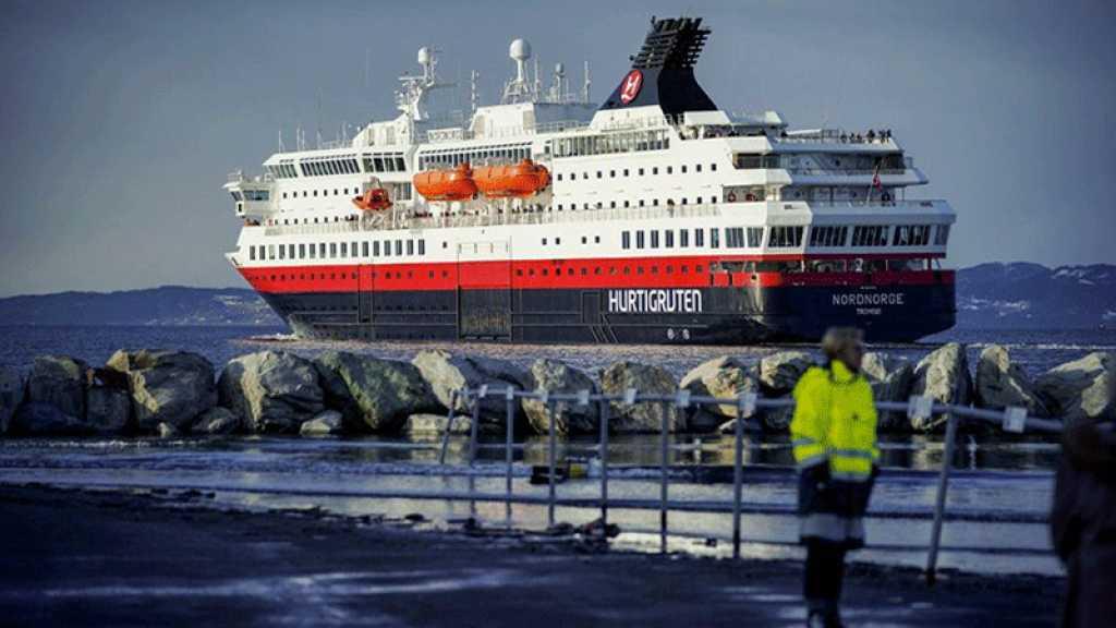 Coronavirus: 33 membres d'équipage testés positifs sur un bateau en Norvège
