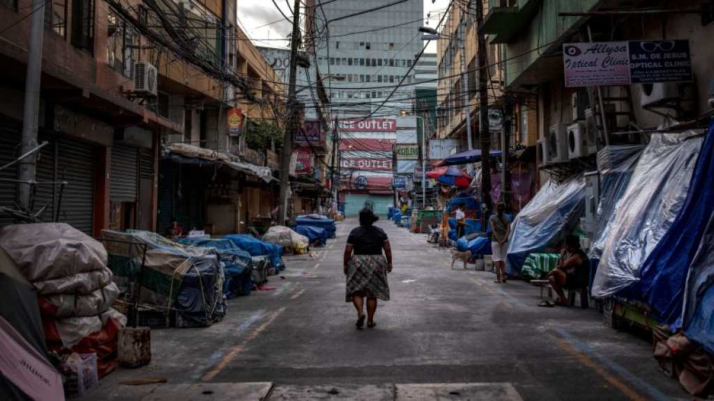 Coronavirus: les Philippines reconfinent, l'Amérique du Sud s'enfonce dans la crise