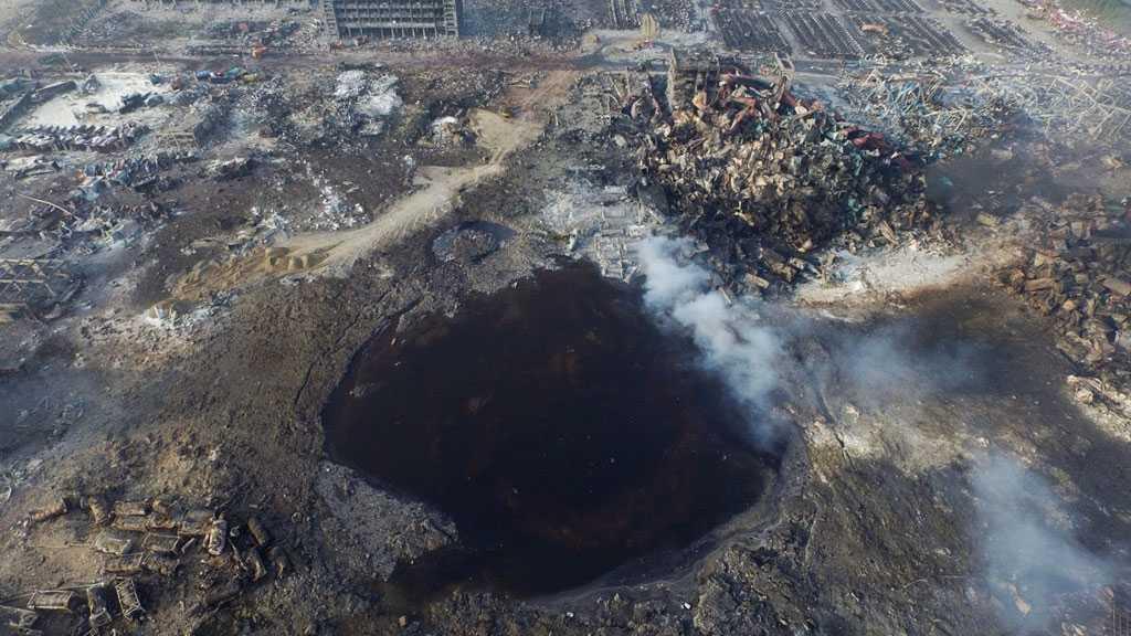 Qu'est ce que le nitrate d'ammonium, le suspect numéro un de la double explosion de Beyrouth?