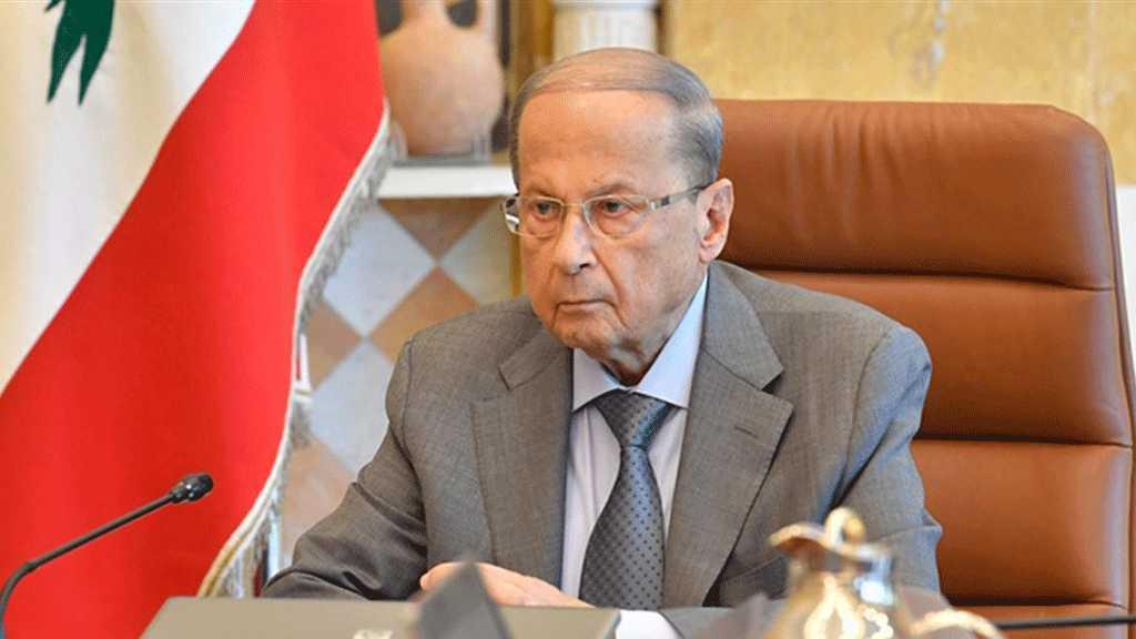Aoun appelle les Libanais à la solidarité, Diab insiste sur l'importance de l'enquête