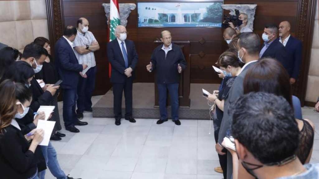 Explosion à Beyrouth: Les responsables «petits ou grands» seront jugés, assure Aoun