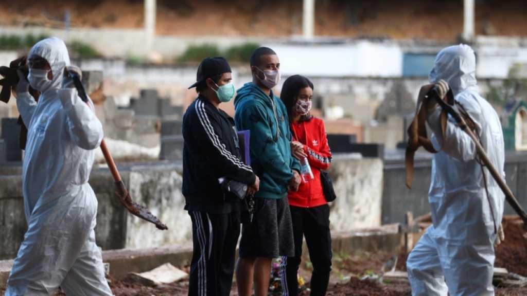 Virus: l'Amérique latine devient la région la plus endeuillée au monde, reconfinements en série