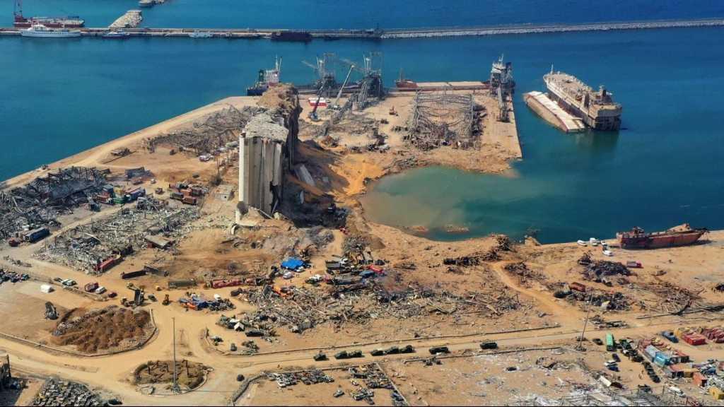 Liban: plainte pour un bateau de croisières coulé par l'explosion