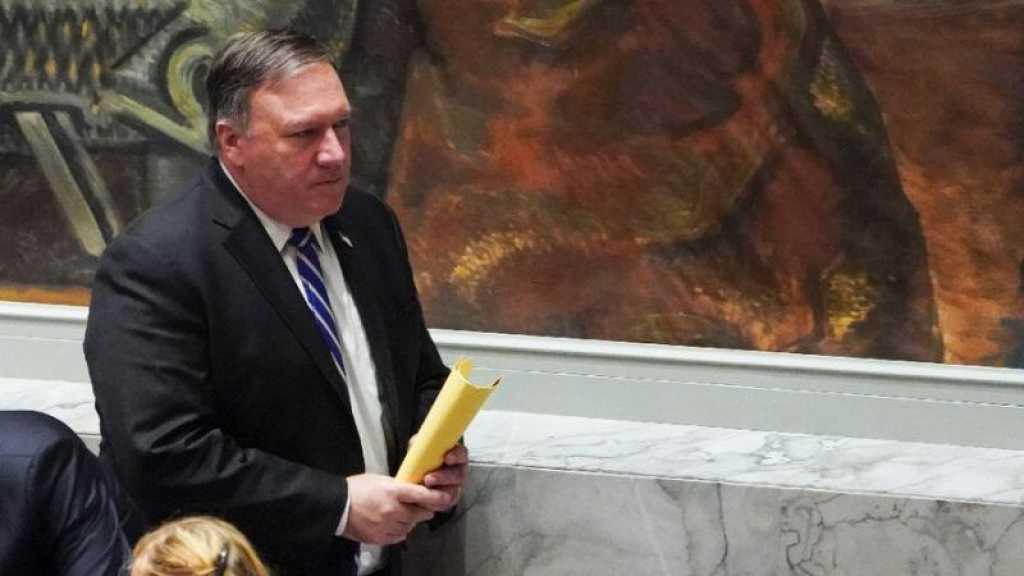 L'ONU devrait rejeter la demande de Washington d'étendre l'embargo sur les ventes d'armes à l'Iran