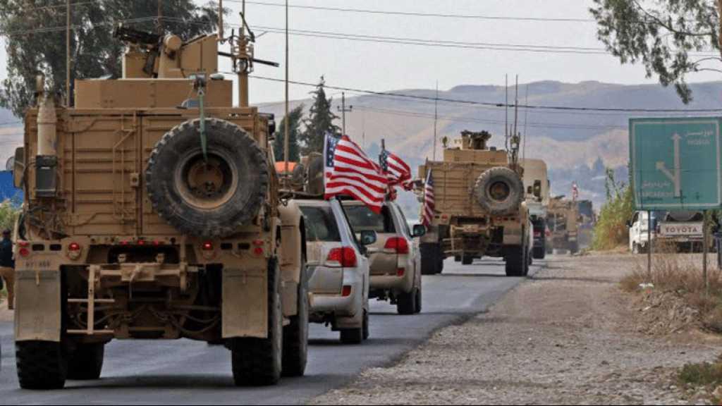 Un convoi de la coalition US touché par une bombe en bord de route dans le sud de l'Irak